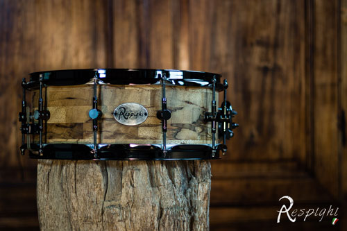 rullante in black limba