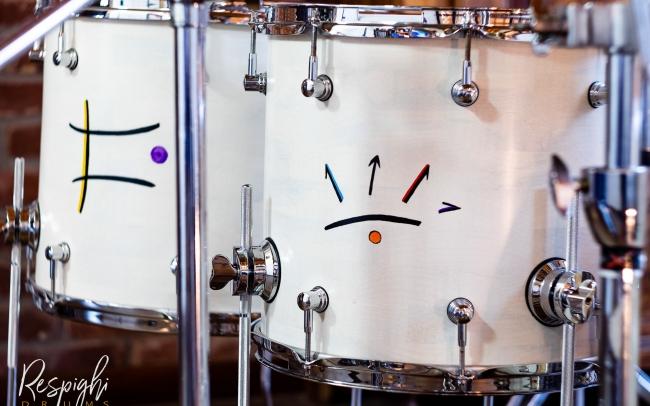 Marchio respighi drums